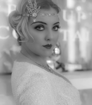1920s black and white